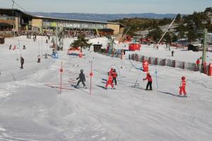 estación esquí javalambre