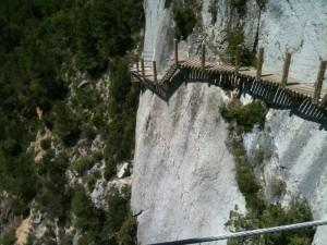Camino Natural de Montfalcó