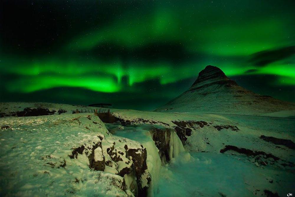 Las Tierras altas de Islandia.