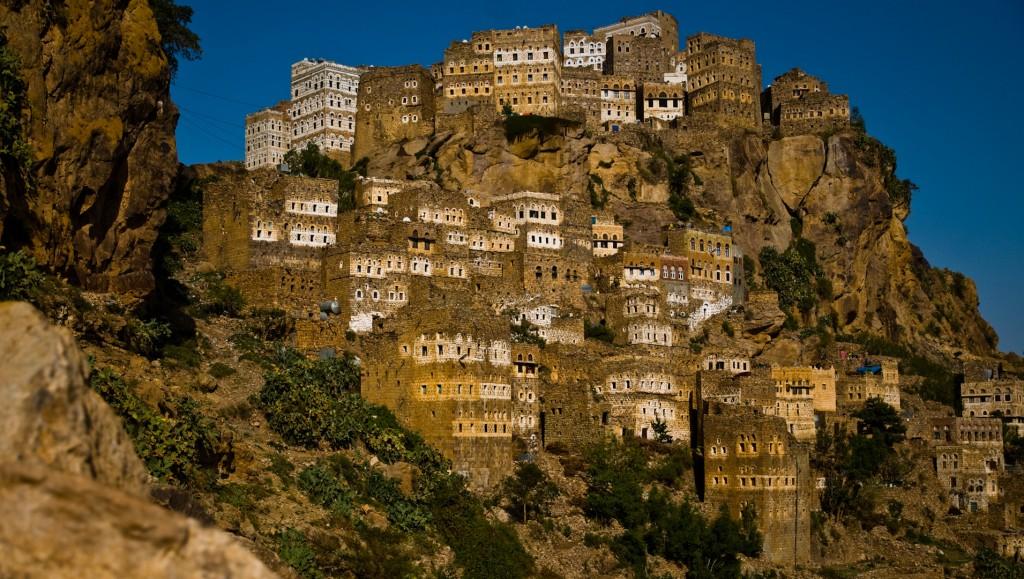 Al-Hajjarah-Yemen