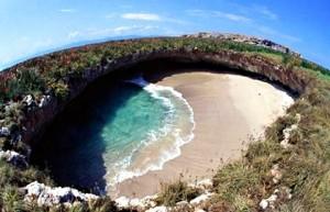 Islas Marietas Playa Oculta