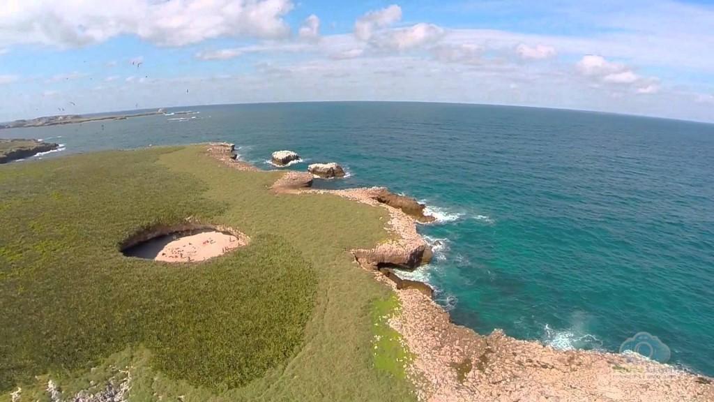 Playa Oculta islas marietas